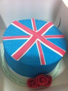 Royal Cake from November Bakery